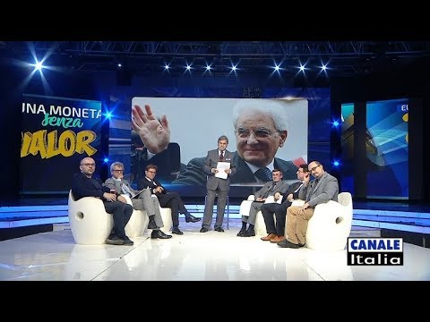 '€URO: UNA MONETA SENZA VALOR€ ?' | Notizie Oggi Lineasera