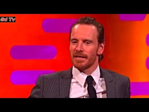 Graham Norton Show 2452019 Jessica Chastain Michael Fassbender Sophie Turner James McAvoy