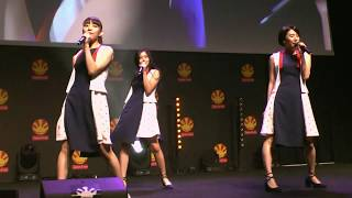 Callme (Japan in Motion感謝祭) LIVE PART @JapanExpo2018 2018.07.07 富永美杜 検索動画 22