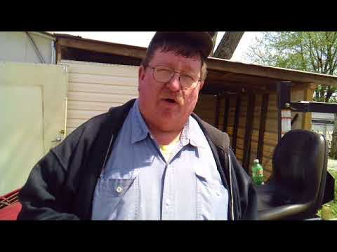 Changing Hydraulic Fluid in the Mahindra Emax 22 Gear Tractor