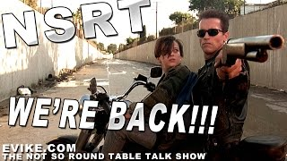 """Airsoft """"not So Round Table"""" Ep. 57 - We're Back!!! - Evike Tv"""