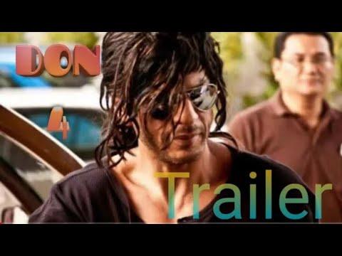 Don 4 Exclusive Trailer Srk