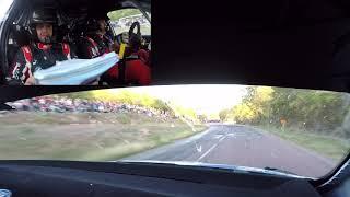 Finale des Rallyes 2018 - ES8 - Etienne Bouhot et Christopher Le Morillon
