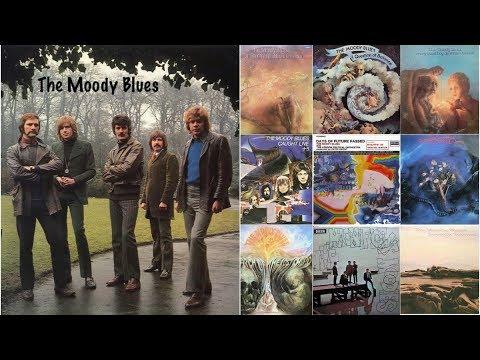 The Mighty Moody Blues  - 10 Favorite Album Tracks