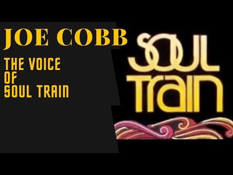 JOE COBB Original voice of soul train