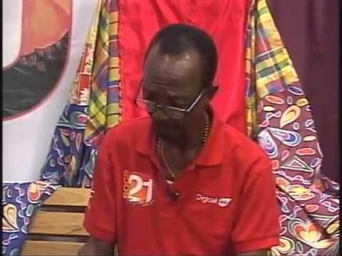 Grenada Cultural Foundation TV Program Bon J Episode Two   Oct 18th, 2013