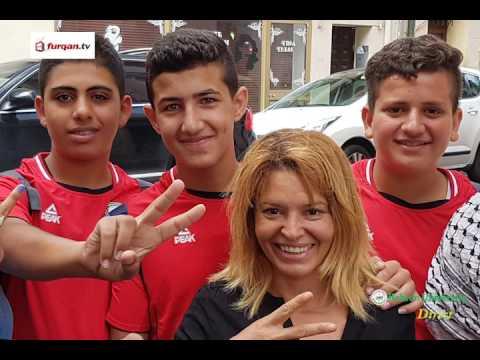 Béziers à l'honneur sur Radio 3alam Hebron Palestine