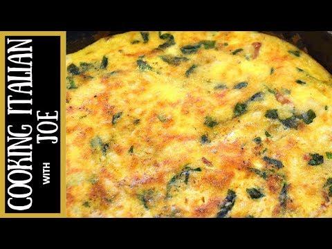 italian-style-frittata- -cooking-italian-with-joe