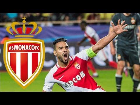 Radamel Falcao - El Tigre is back - AS Monaco 16/17