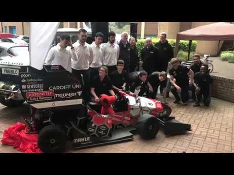 Cardiff Racing CR15 Race Car