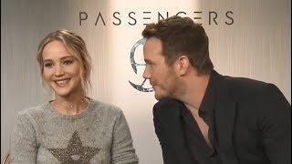 Jennifer Lawrence Admits She Loves Chris Pratt