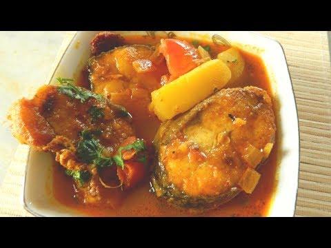 ডালের বড়ি দিয়ে রুই মাছের ঝোল | Bori Diye Macher Jhol | Rui macher jhol recipe bengali style
