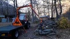 Agri Sav Caricatore Forestale P A S 450