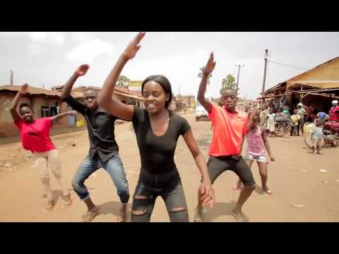 Triplets Ghetto Kids crew and Sherrie Silver - Dancing Marimba thumbnail