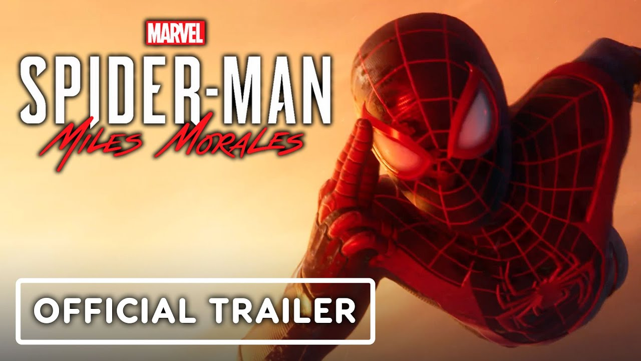 Marvel's Spider-Man: Miles Morales - Official Launch Trailer