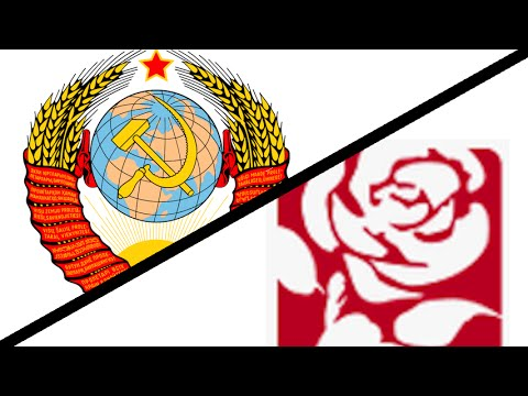 """Socialism"" vs ""Communism"" 
