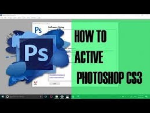 How To Use  Photoshop Without Licence Key 100% Working