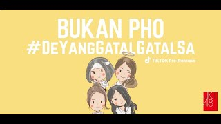 Download JKT48 - Bukan PHO (gatal gatal sa) Official Music Video