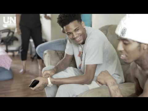 Dejounte Murray Visits Friend Who Survived Shooting | DRAFT DIARIES