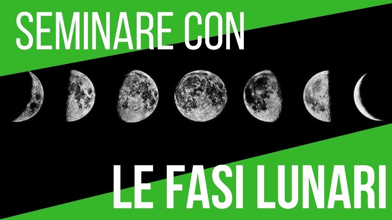 Calendario Lune.Il Calendario Lunare 2018 Semina Ortaggi E Fasi Lunari