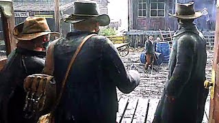 RED DEAD REDEMPTION 2 : Nouvelle Bande Annonce de Gameplay Officielle (2018) PS4 / Xbox One
