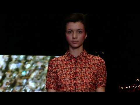 DORIN FRANKFURT -  GINDI TLV FASHION WEEK 2012