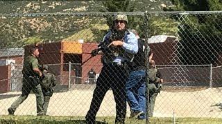 School shooting in San Bernardino leaves at least two dead