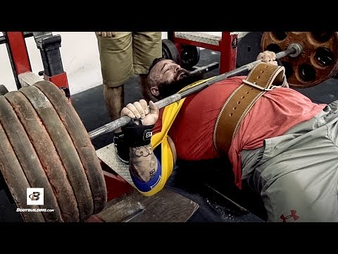 Building A Bigger Bench Press: Everything You Need To Know