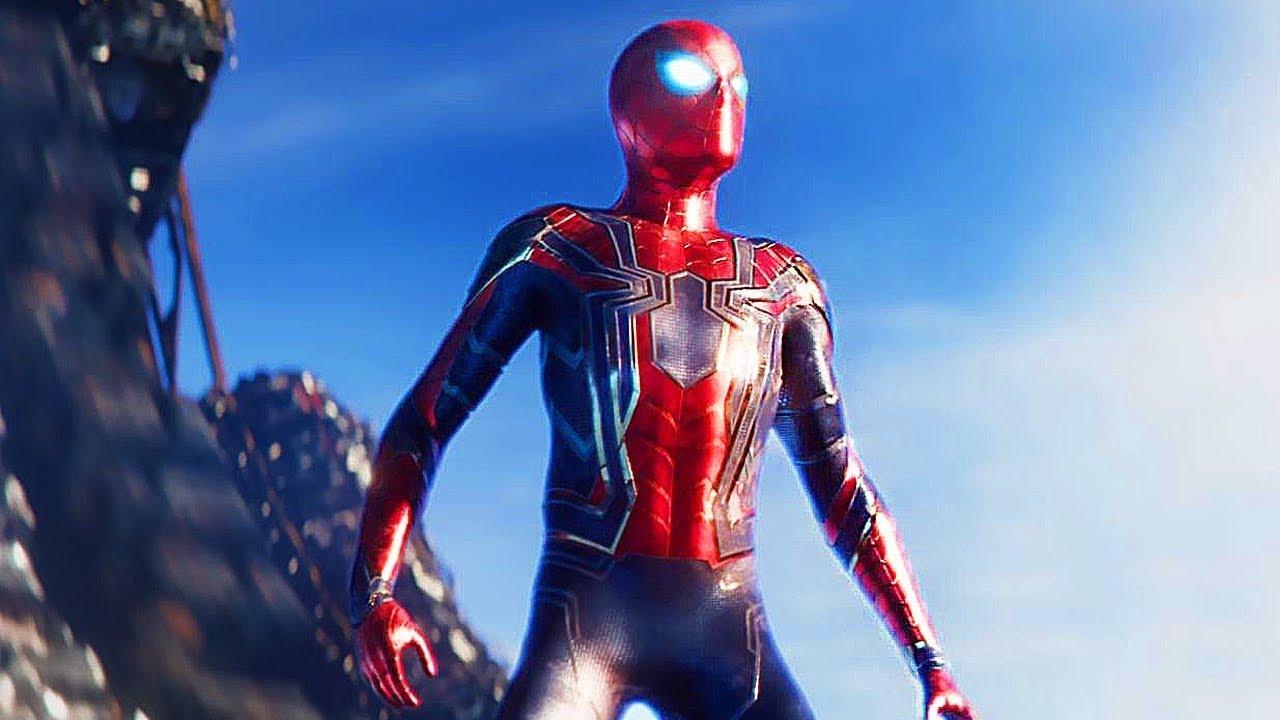 Новый костюм Человека-паука / Мстители: Война ...