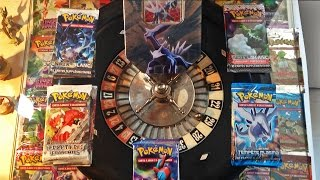 "# RANDOM OPENING 2 # Booster Pokémon Ultra-rare à la clef ! Chance permanente ! -"" Pokébox RARE ! """