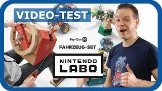 Wen interessiert's??? | Nintendo LABO Set 03 | Video-Review