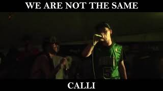 CALLI - NO SUCKA MC'S 7 (PROD. KATO ON THE TRACK) [OFFICIAL VIDEO] #NSMC7 #KATOONTHETRACK #CALLI