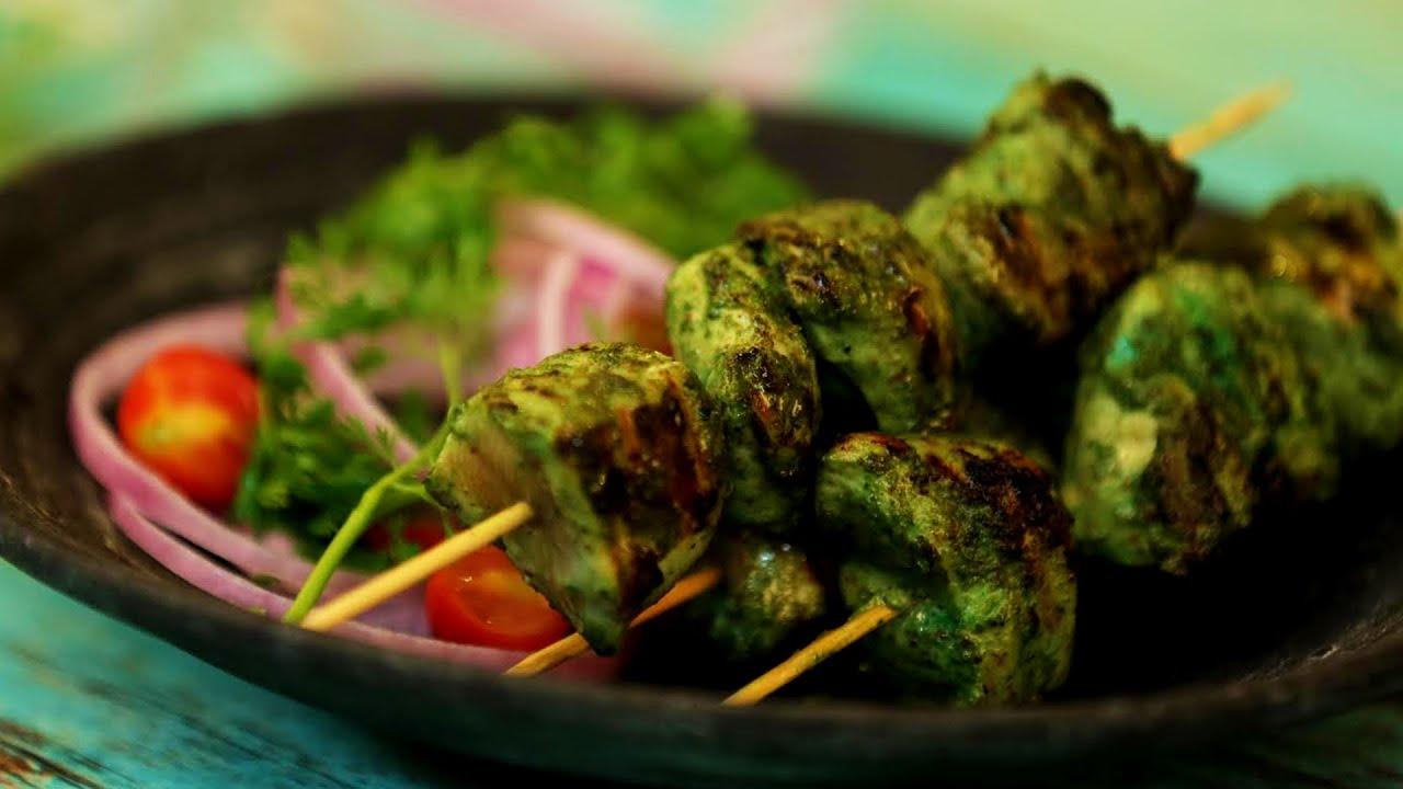 Chicken Pudina Tikka Easy Amp Yummy Recipe Youtube