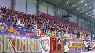 PIAST GLIWICE  Legia Warszawa 27.04.13