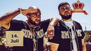 TOP 20 Deutschrap Single Charts | 14. Juli 2018