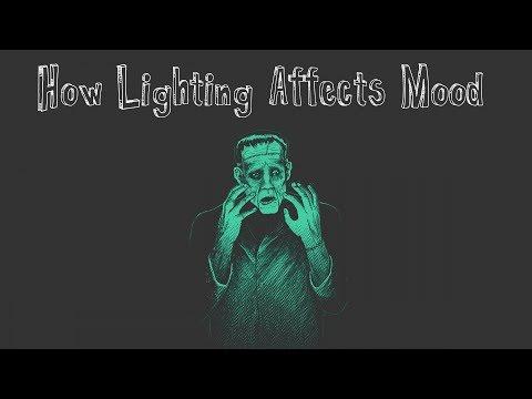 FRANKENSTEIN: How Lighting Affects Mood