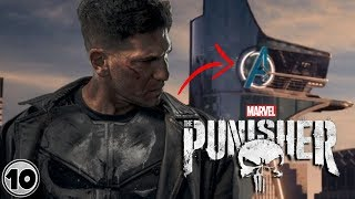 Easter Eggs You Missed In The Punisher Season 2