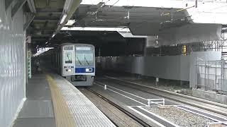 西武鉄道6114F 快速急行小手指行32M 所沢