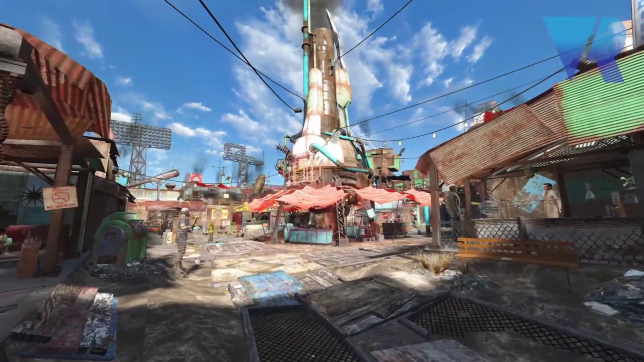 Fallout 4 vr its the apocalypse make yourself at home youtube fallout 4 vr its the apocalypse make yourself at home solutioingenieria Image collections