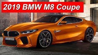 2019 BMW M8 Coupe More Realistically Rendered | Vehicles and Cars
