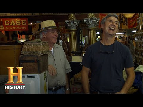 American Pickers: Mike And Frank Navigate Clint's Prices (Season 18, Episode 8) | History