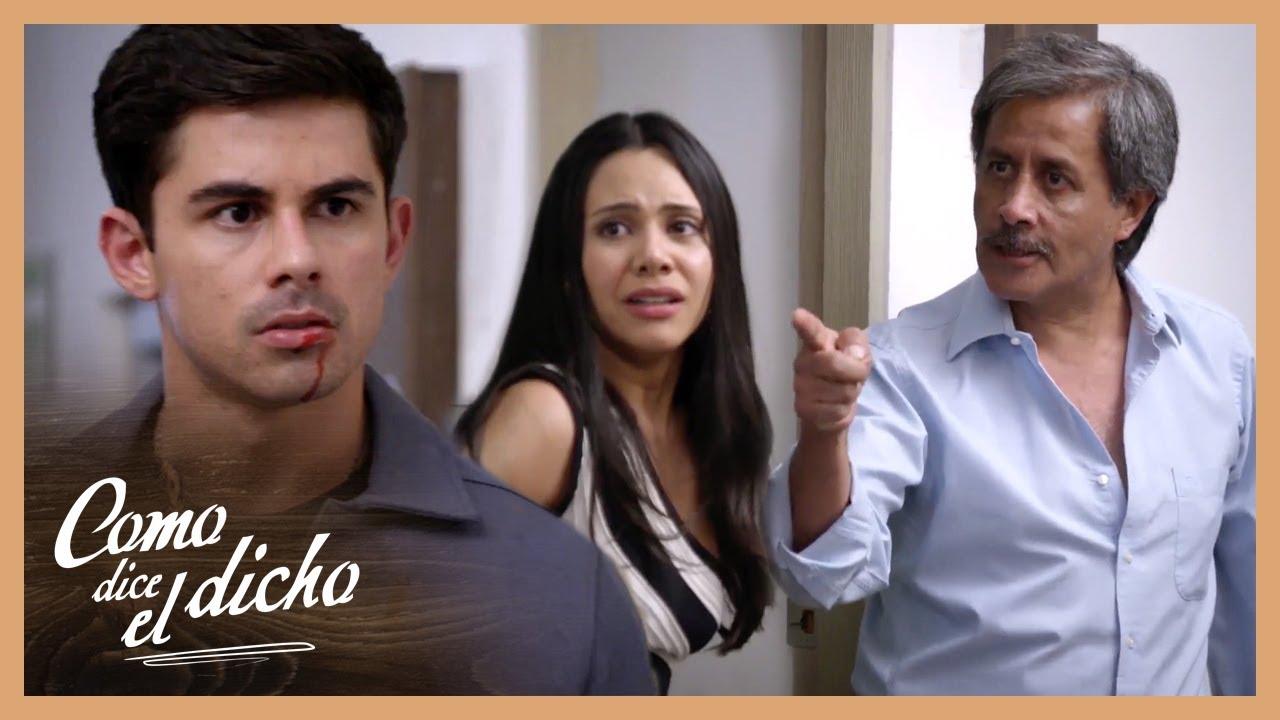 El padre de Nina golpea a Miguel por estar con una menor | Para el amor... | Como dice el dicho