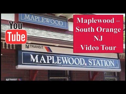 Maplewood NJ - South Orange NJ Video  Tour -  Ben Garrison