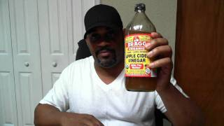Pastor Dowell - Braggs Apple Cider Vinegar