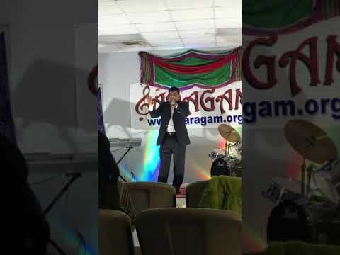 Vinay Mishra Live: Singing at Saragam...