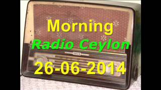 Radio Ceylon 26-06-2014~Thursday Morning~04 Film Sangeet-2