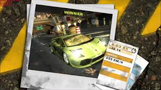Need For Speed Most Wanted - Challenge Series 67/68 [1080p60 - GTX 1080 - 67/85]