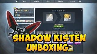 CS:GO - Shadow Kisten Unboxing - Meinungen zum Shadow Dagger?