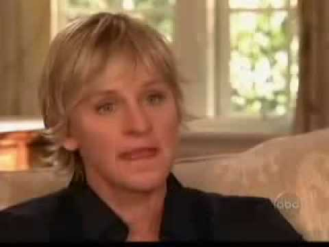 Ellen DeGeneres (Sexual abuse, Coming Out, Oscars)