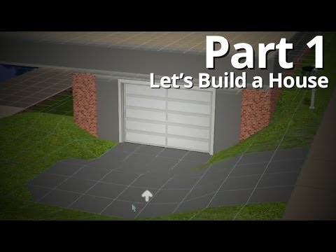 Let's Build a House - Part 1 | Season 3 (w/ Deligracy)